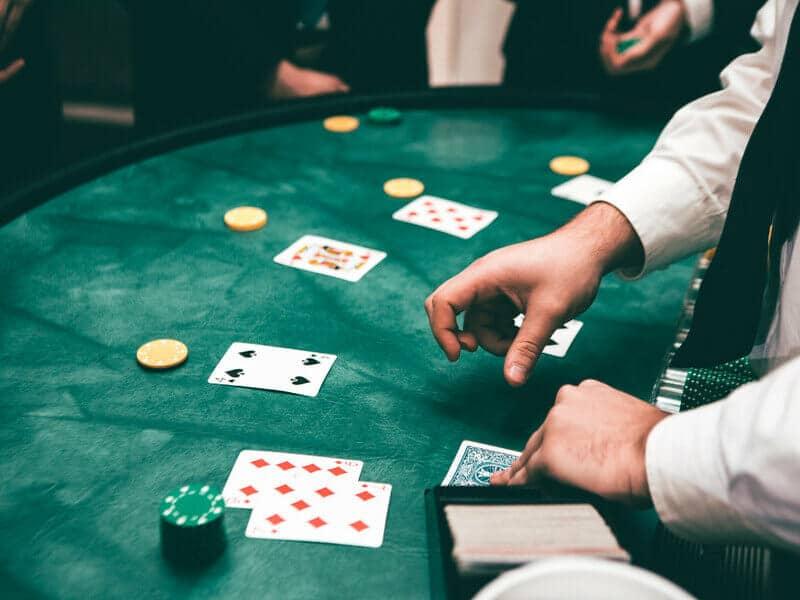 カジノ心理作戦